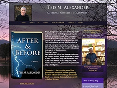 Ted M. Alexander ~ Author ~ Asheville, NC